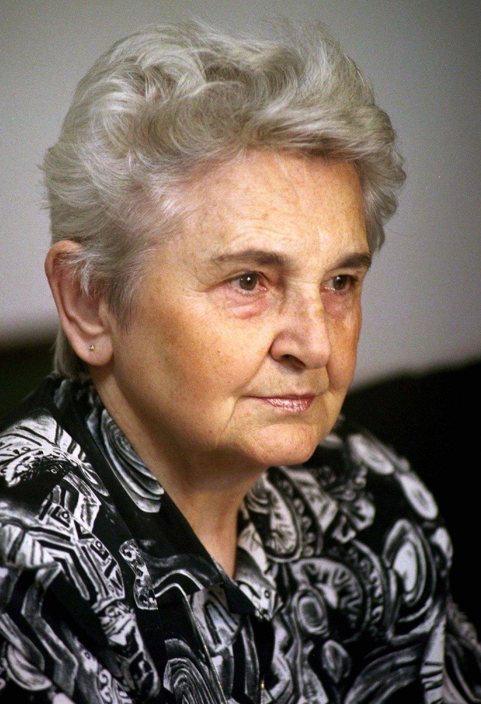 Libuše Šilhánová