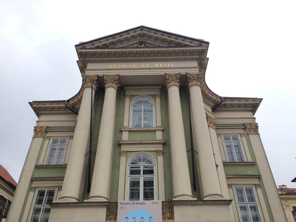 Ve Stavovském divadle zažil Mozart slavná vystoupení.