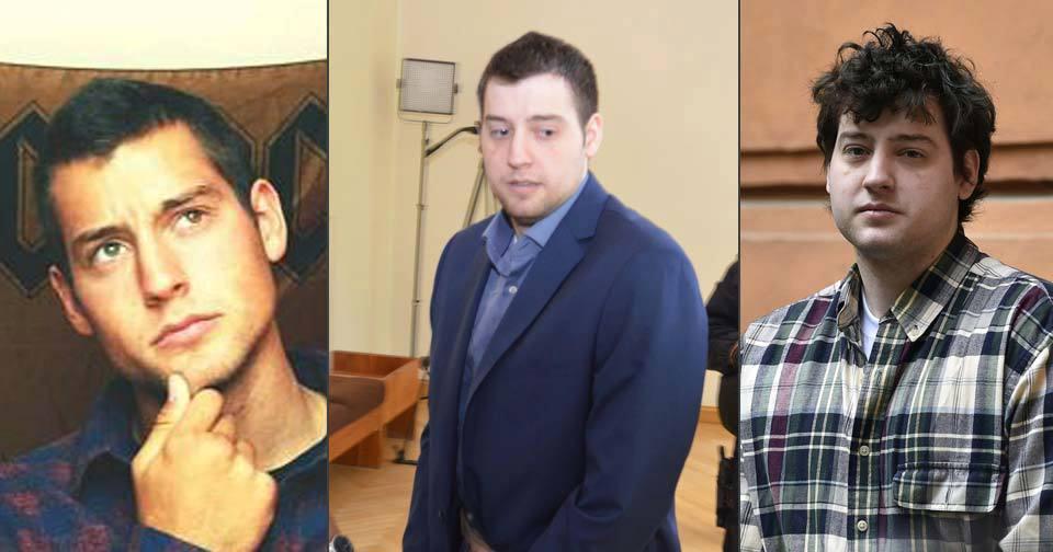Vrah Dahlgren (24) se ve vězení stal tlouštíkem!