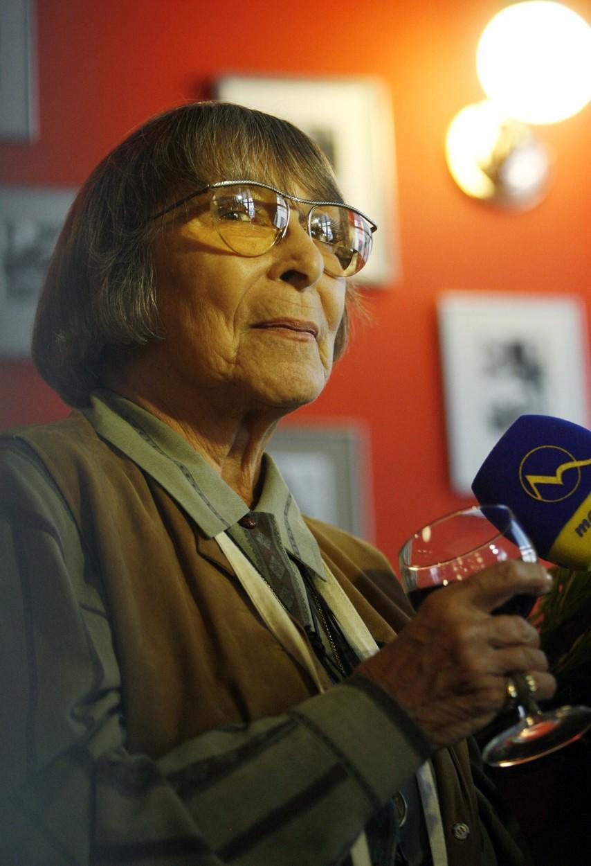 Hana Hegerová v roce 2007