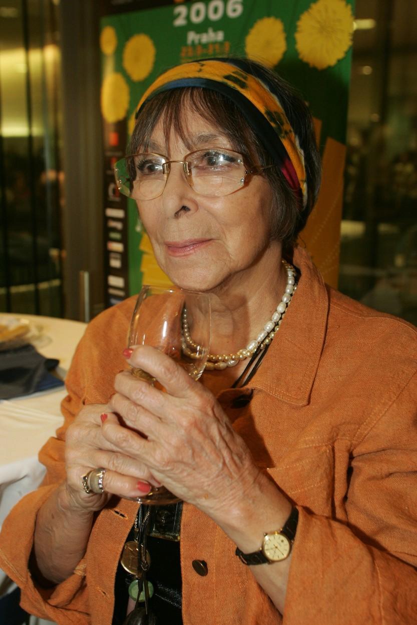 Hana Hegerová v roce 2006