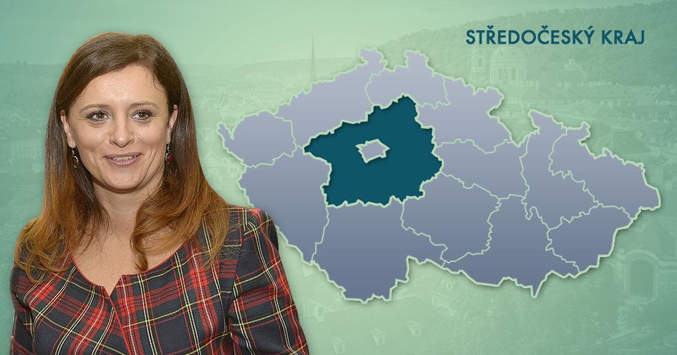 Hejtmankou Středočeského kraje bude Jaroslava Jermanová (ANO).