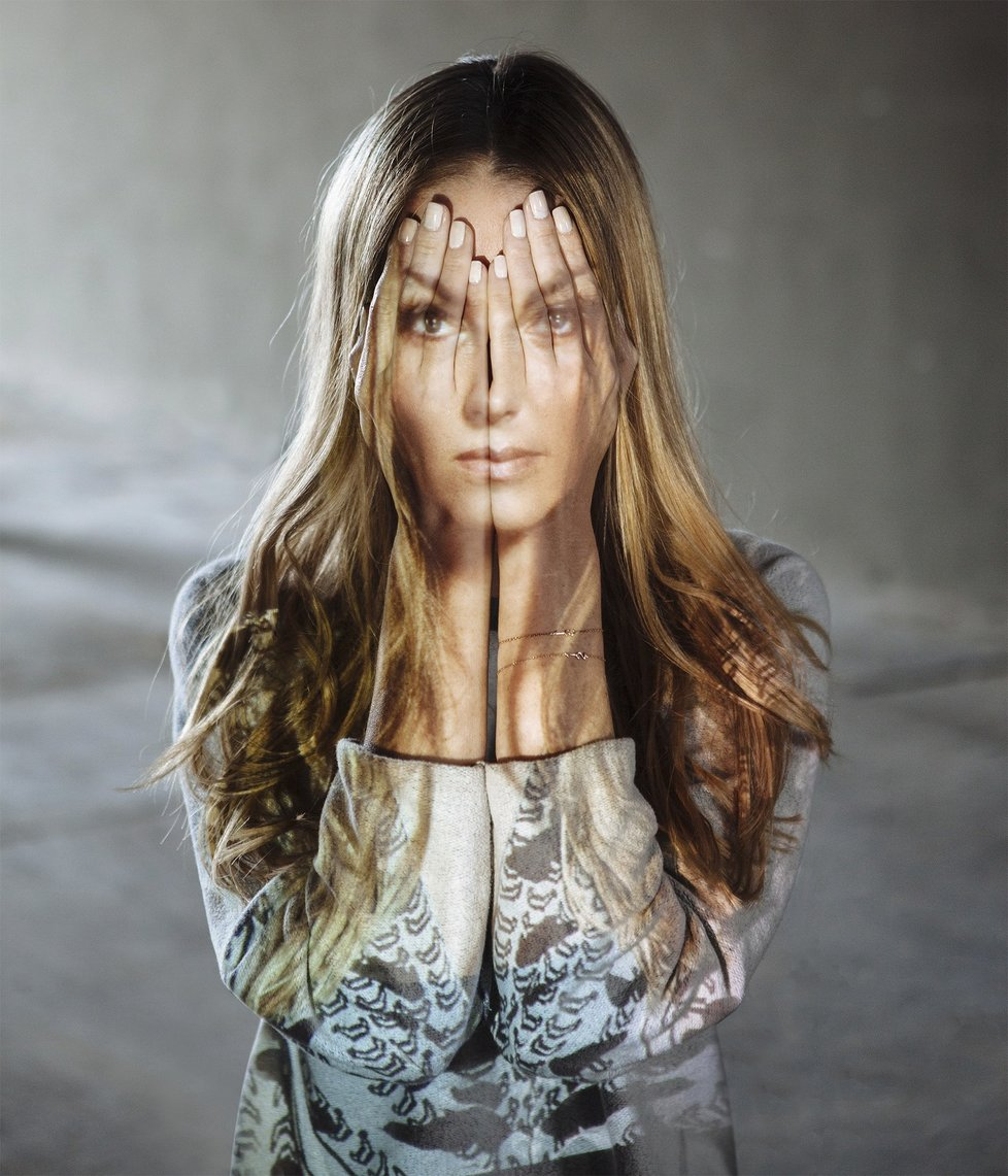 Modelka Pavlína Němcová