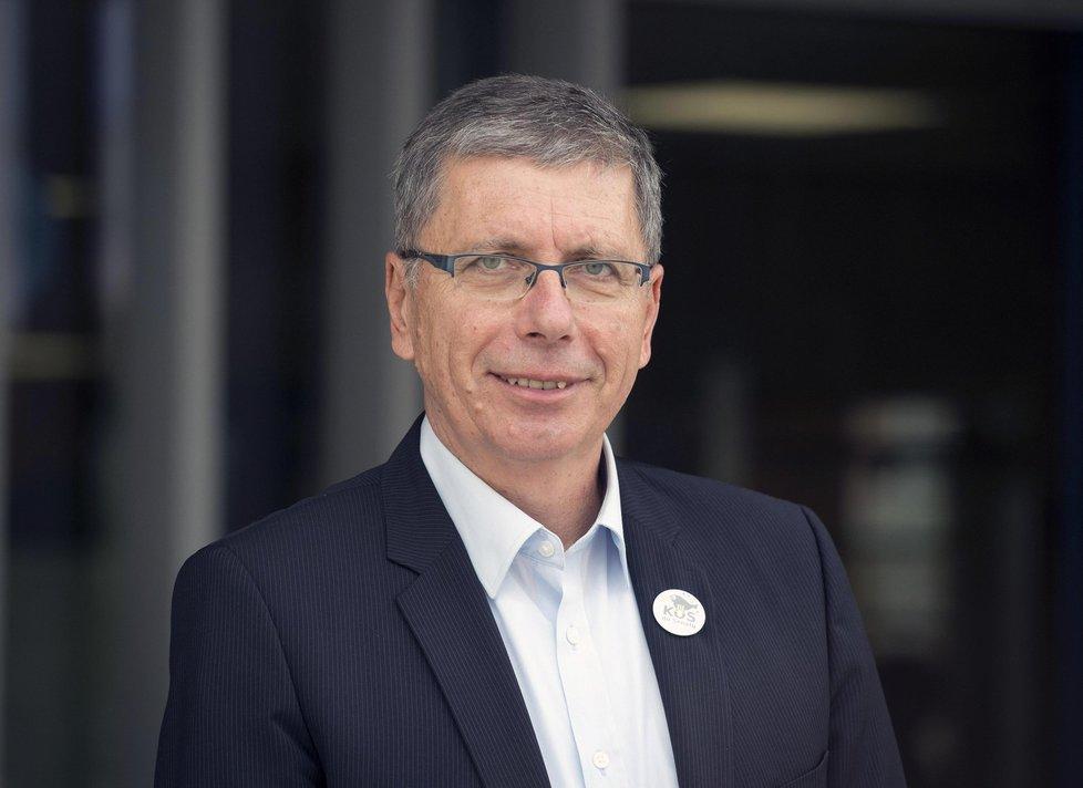 Úspěšný kandidát na senátora Ladislav Kos (HPP11)