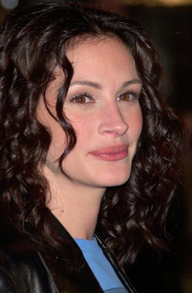Julia v roce 2001