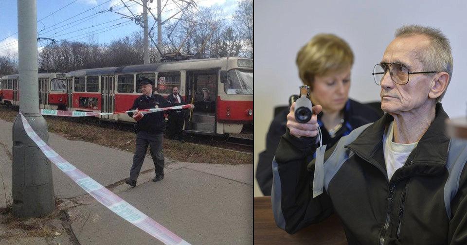 Čím zabíjel vrah z tramvaje č. 17?