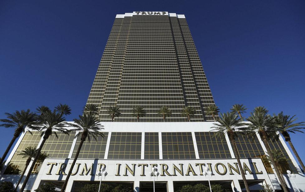 Trumpův hotel v Las Vegas