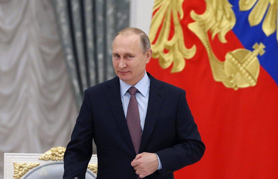 Ruský prezident Vladimir Putin se prý osobně angažoval v pokusu Ruska ovlivnit americké prezidentské volby.