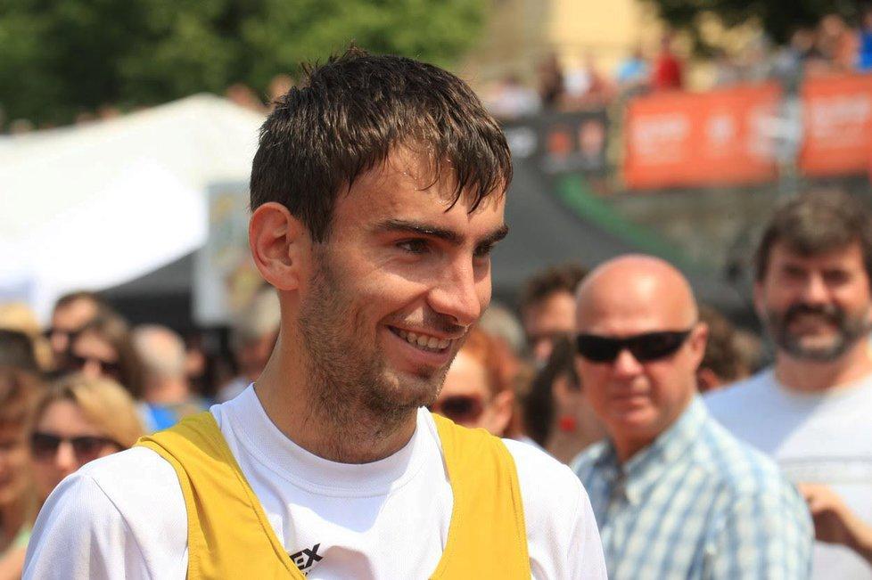 Michal Plocek patřil mezi velké české veslařské naděje.
