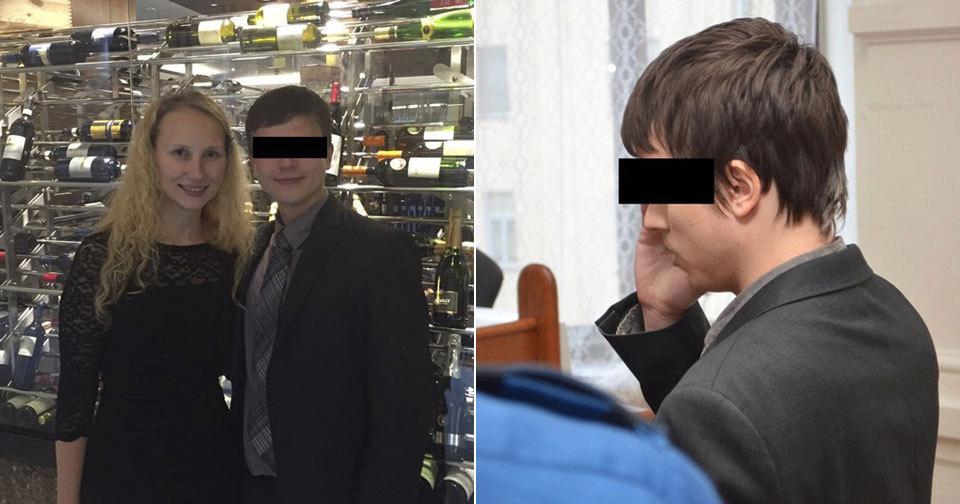 Radúz volal po vraždě v arboretu na erotickou linku. Soudce ho poslal na 18 let za mříže.