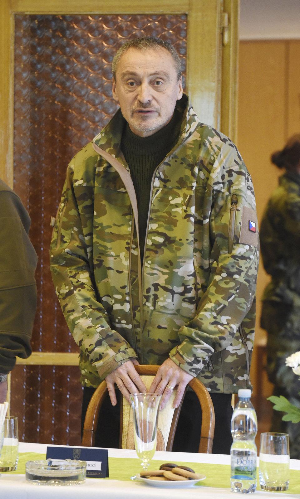 Martin Stropnický (60, ANO), ministr obrany