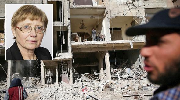 Poslankyně Zuzka Bebarová Rujbrová navštívila spolu s dalšími dvěma českými poslanci Damašek.