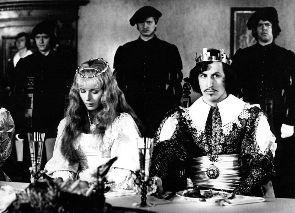 Jan Kraus a Marie Horáková v pohádce Jak se budí princezny