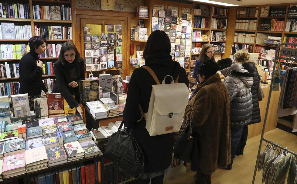 Knihkupectví Fišer, které je známé z filmu Vrchní, prchni!, skončí.