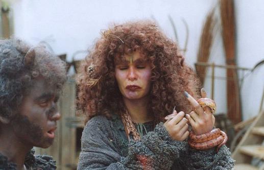 Princezna ze mlejna 2: Monika Absolonová v roli čarodějnice.