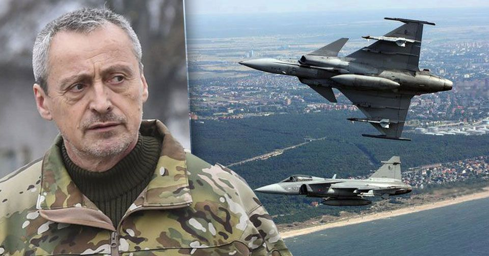Martin Stropnický přednese na vládě návrh smlouvy, která umožní novou formu spolupráce se Slováky při ochraně protivzdušného prostoru.