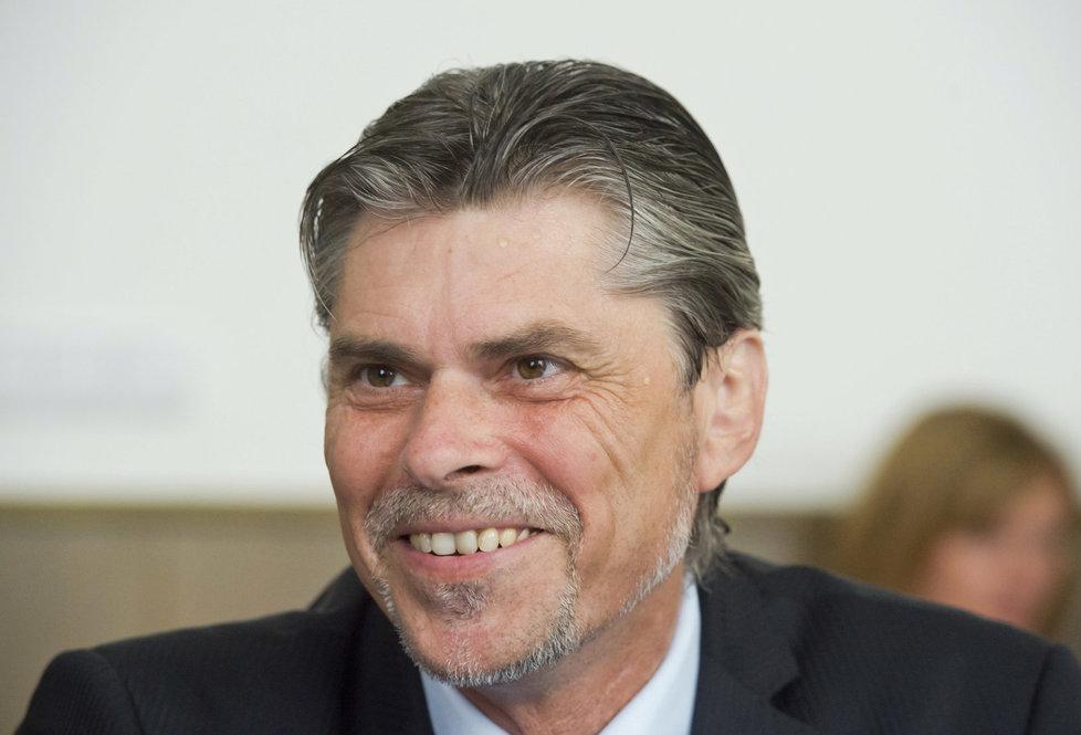 Poslanec Bohuslav Chalupa (ANO)