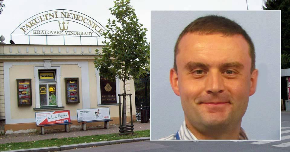 Mluvčí vinohradské nemocnice Lukáš Matýsek nečekaně zemřel.