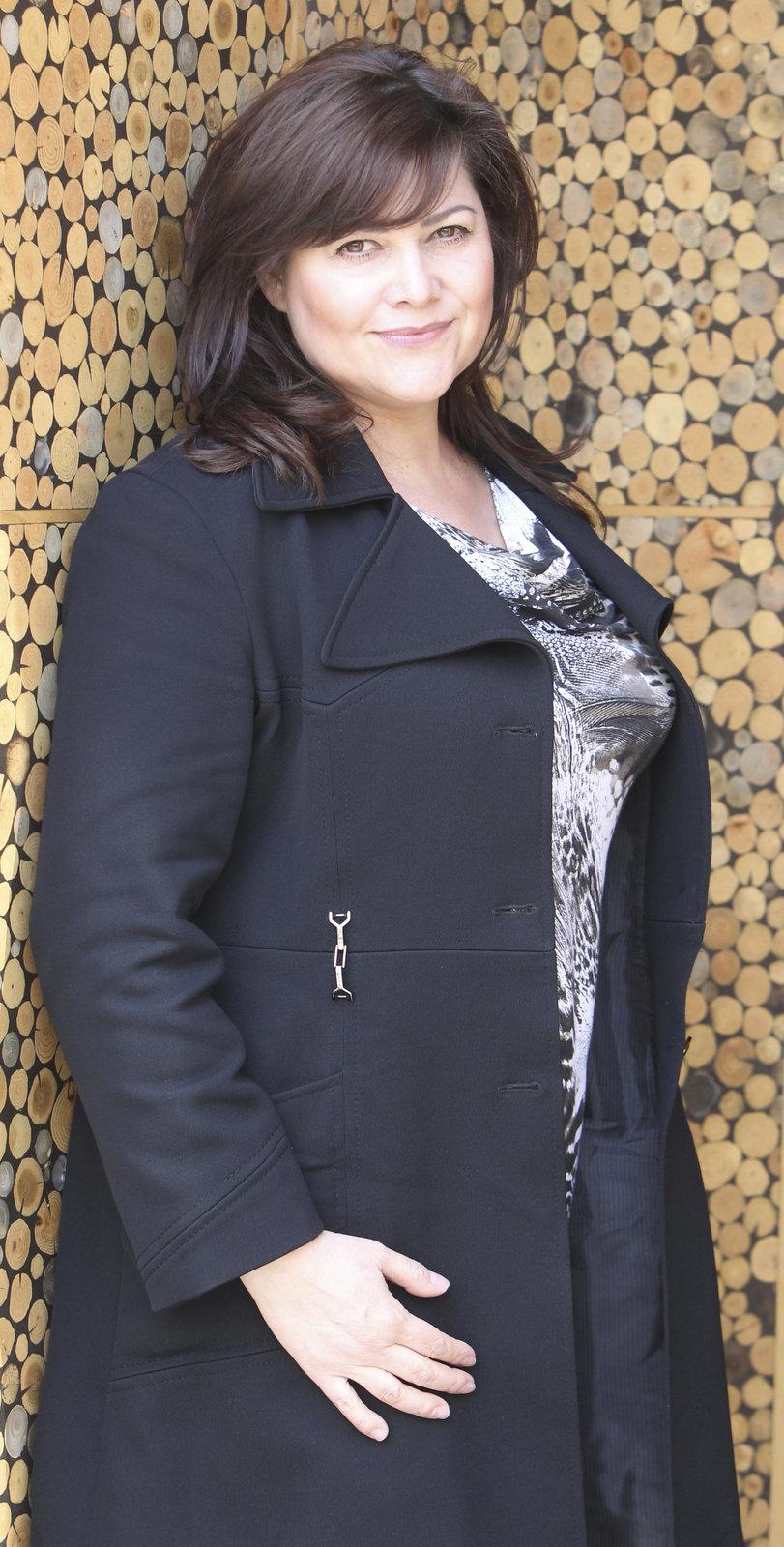 Ilona Csáková v roce 2012