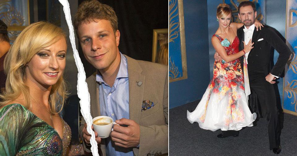 Tanečníci Onder a Hunčárová se rozešli: Má v tom prsty kuchař Ridi?