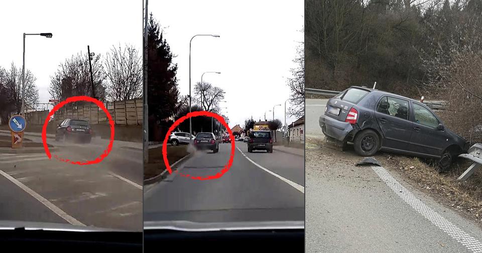 4d2e78316c0 Recidivista ujížděl policie v kradeném autě v protisměru.