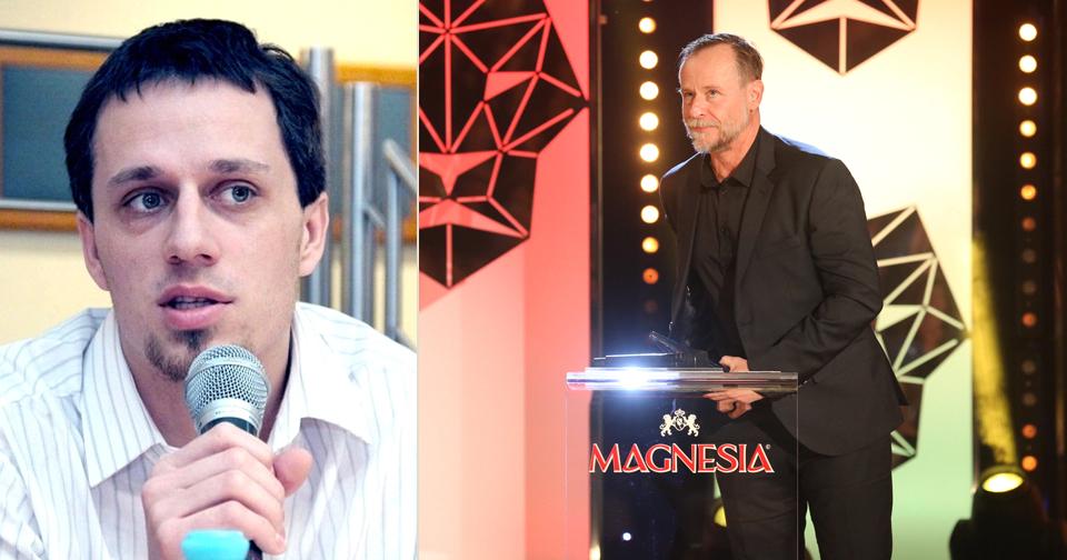 Filmový kritik Pavel Sladký zpražil film Masaryk na Českém lvu.