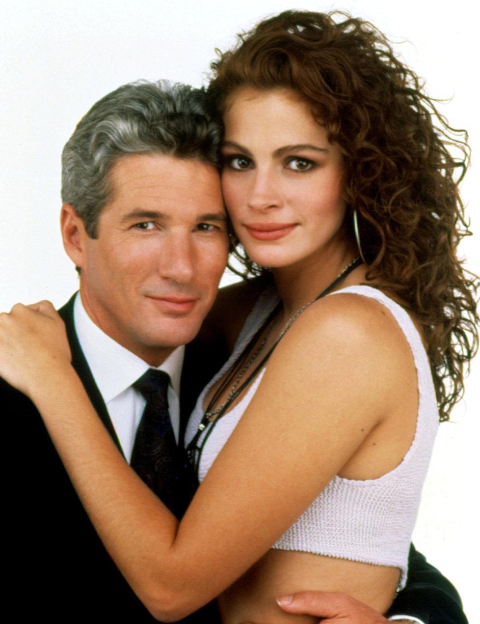 Místo romantické komedie měl být film Pretty Woman vážným dramatem.