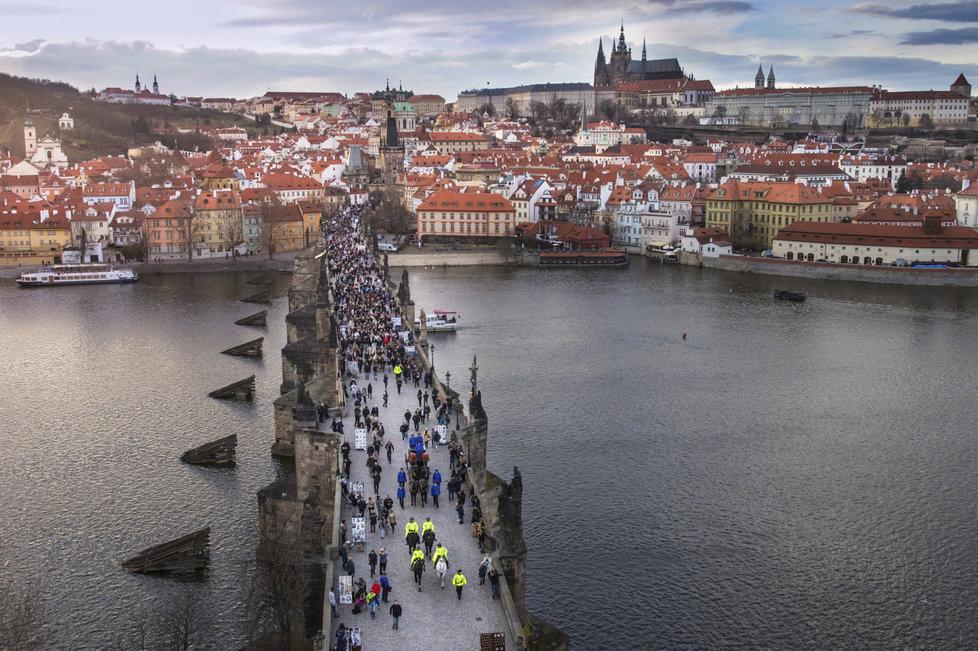 Jaro v Praze