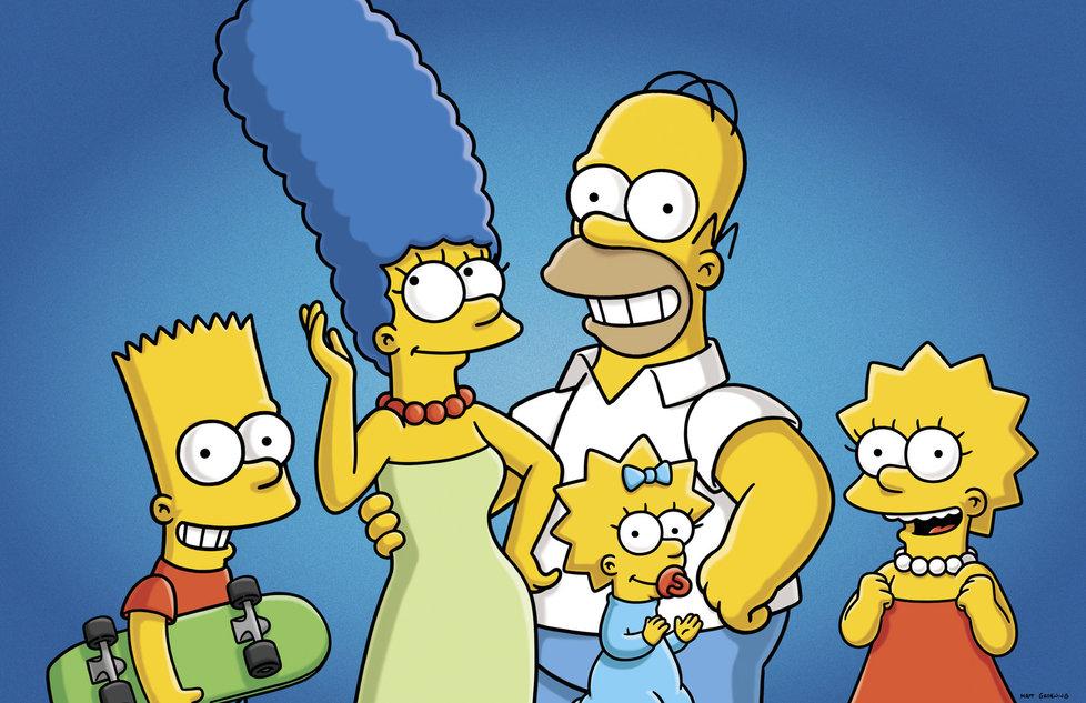 Premiérové díly seriálu Simpsonovi s novým hlasem Lízy se na obrazovkách objeví v sobotu večer