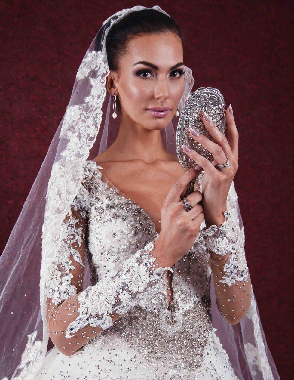 Eliška Bučková si přeje mít svatbu ve stylu carevna