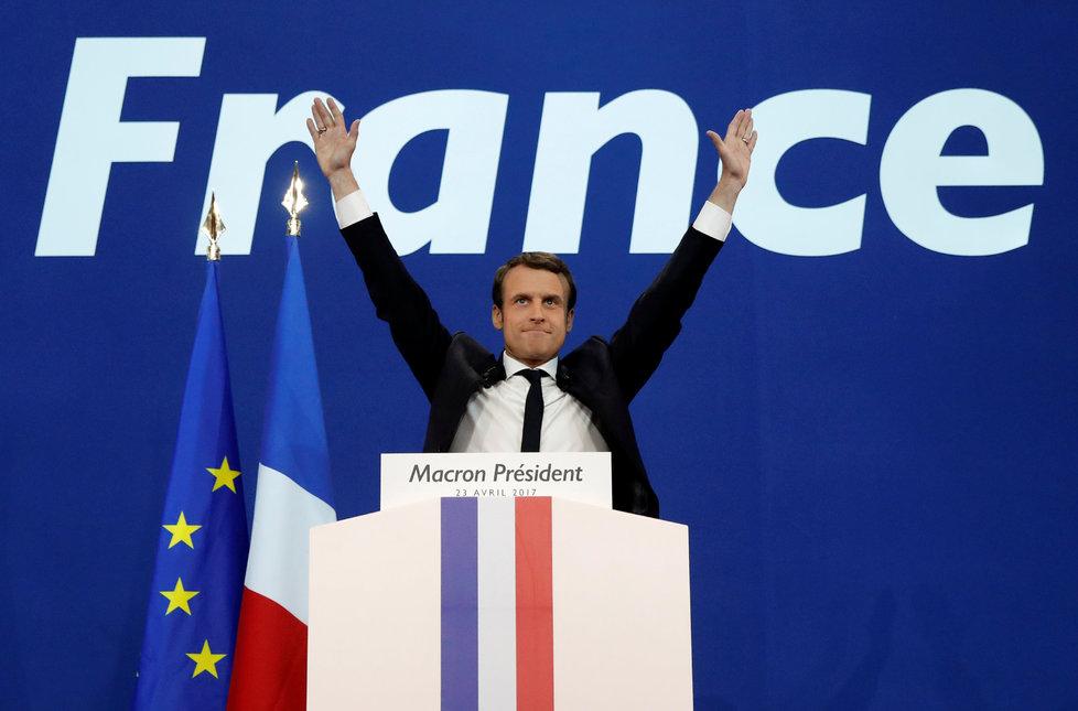 Výsledky voleb ve Francii: Macron versus Le Penová