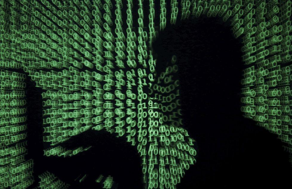 Kyberútoky škodí Česku nejvíc Rusko a Čína. Úřad zmínil únik citlivých dat (ilustrační foto)