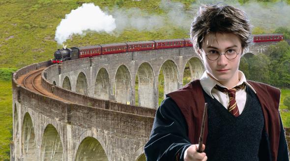 Harry Potter je životu nebezpečný? Fanoušci riskují život kvůli fotkám!