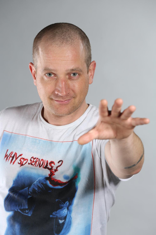 Martin Kocián z kapely Lunetic