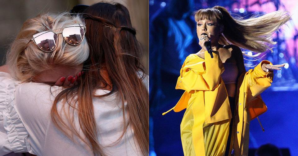 Ariana Grande v Manchesteru uspořádá koncert pro oběti