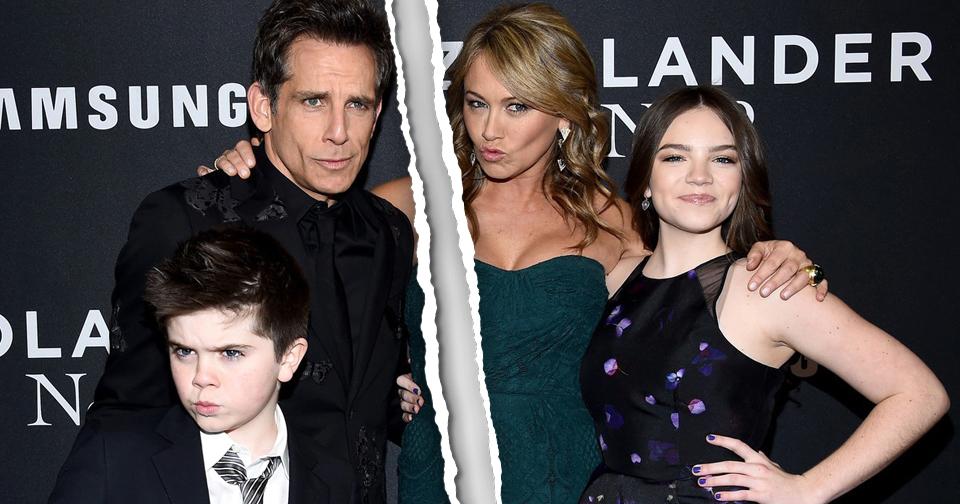Ben Stiller a Christine Taylor se po osmnácti letech rozvádějí.