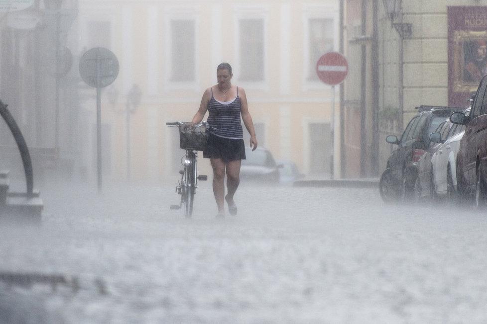 Jak se chránit před bouřkou