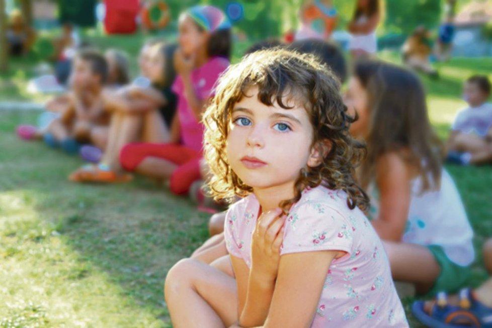 Ilustrační foto: Dětský tábor