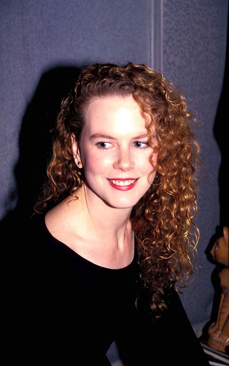 Nicole Kidman v roce 1990