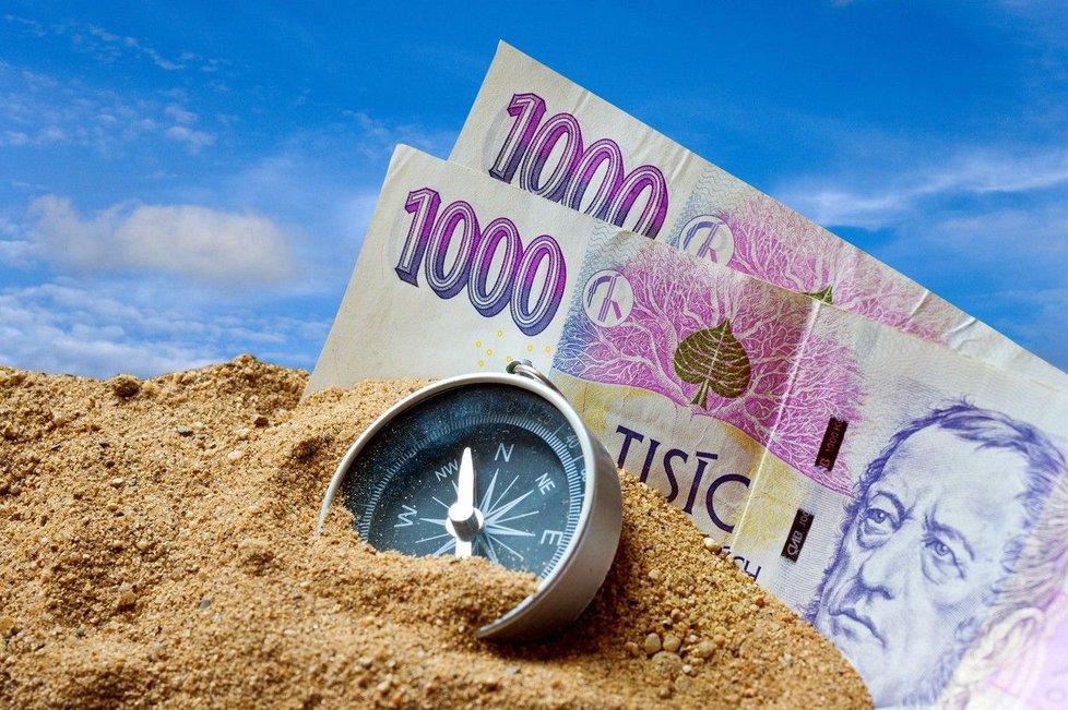 10 nejčastějších chyb, které děláme s penězi na dovolené