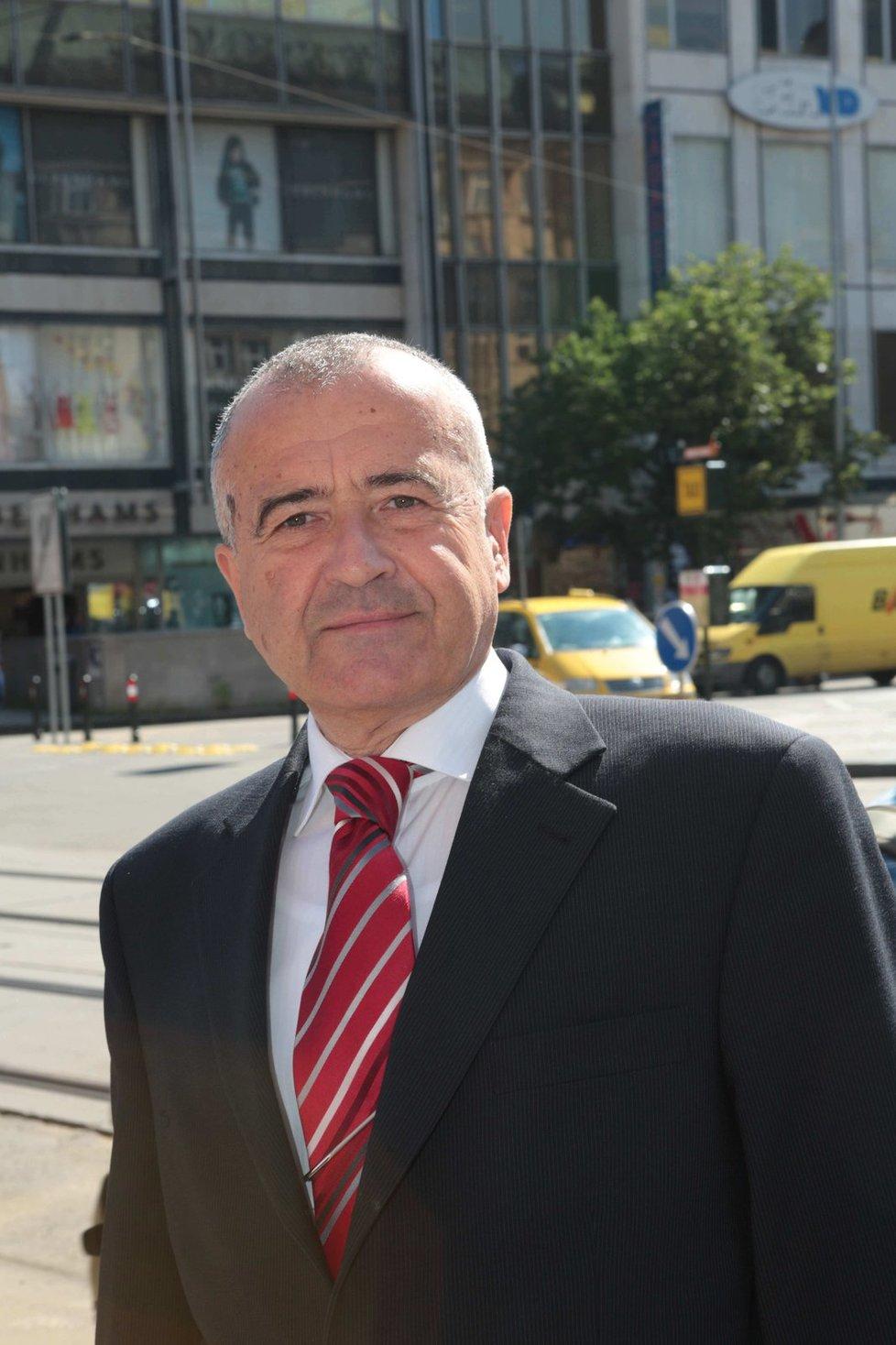 Advokát Jan Černý
