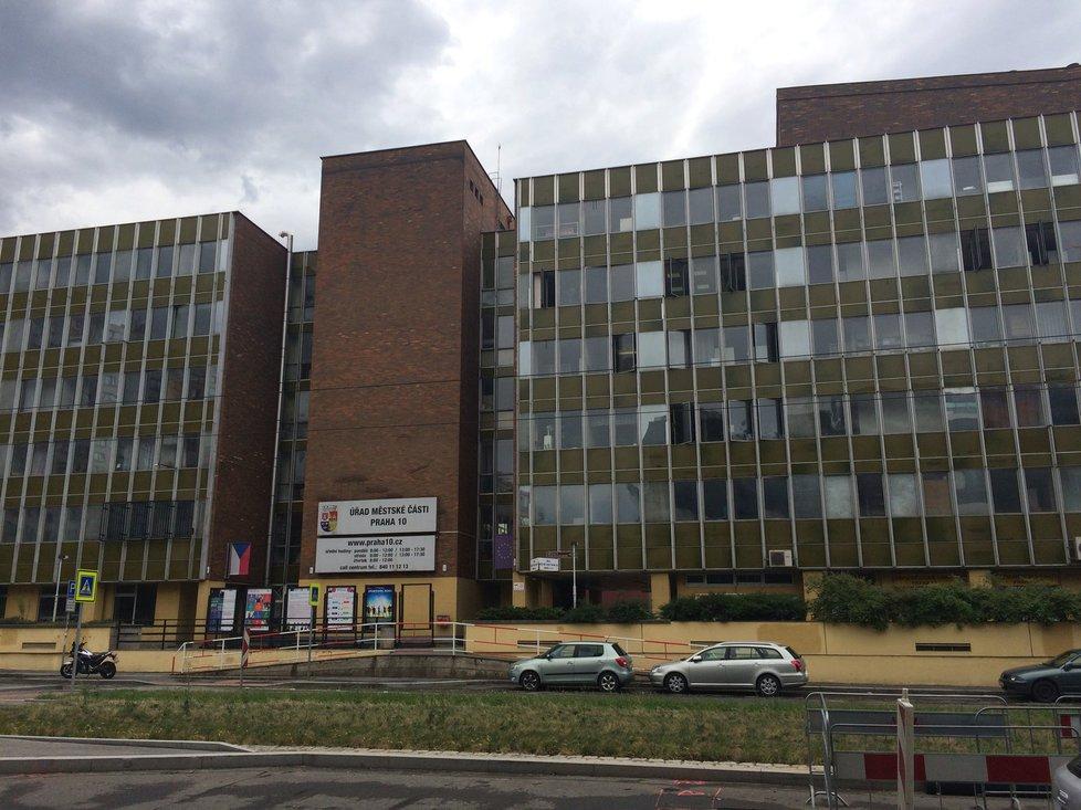 Radnice Prahy 10 se bude rekonstruovat