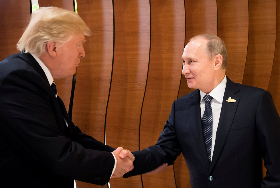 První jednání obou státníků se odehraje během summitu státníků zemí G20.