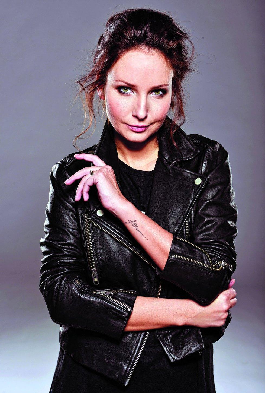 Veronika Arichteva.