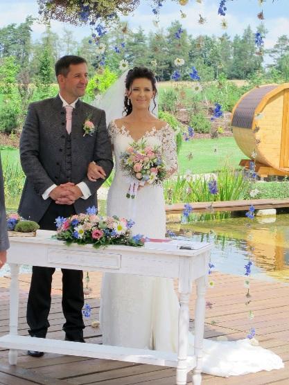 Tomáš Krejčíř se podruhé oženil.