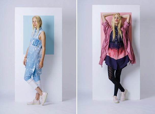Ukázka z módní kolekce Ľubici Skalské