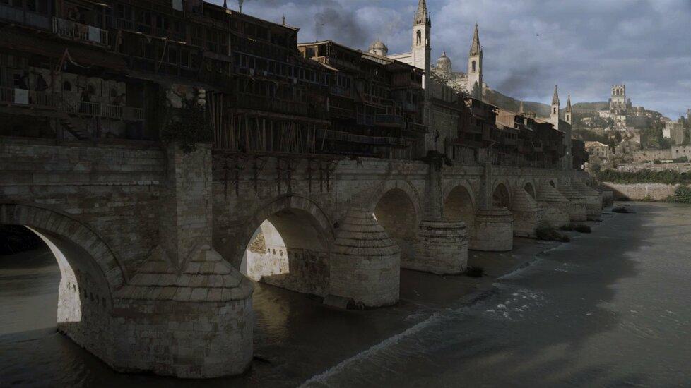 Město Volantis ze Hry o trůny