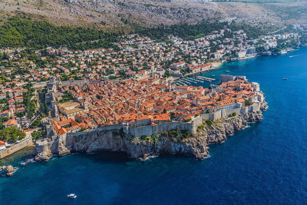 Chorvatský Dubrovnik