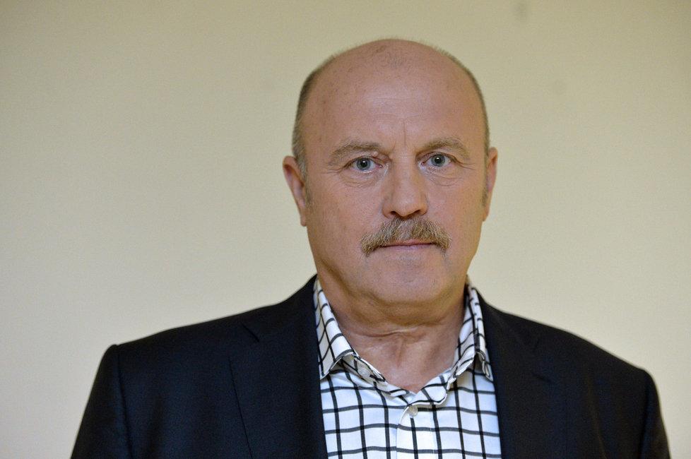 Josef Novotný (na snímku z 25. září 2013)