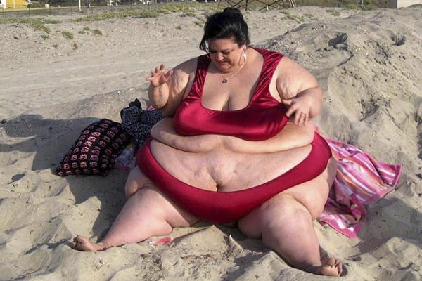 Patty Sanchez vážila kdysi 327 kilo.